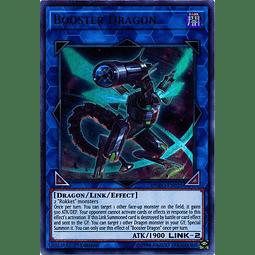Booster Dragon - DUPO-EN025 - Ultra Rare 1st Edition