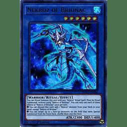 Nekroz of Brionac - DUPO-EN086 - Ultra Rare 1st Edition