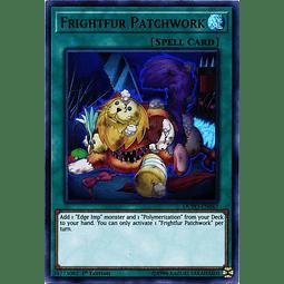 Frightfur Patchwork - DUPO-EN067 - Ultra Rare 1st Edition