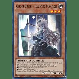 Ghost Belle & Haunted Mansion (alternate art) - DUDE-EN004 - Ultra Rare