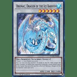 Brionac, Dragon of the Ice Barrier - DUDE-EN008 - Ultra Rare