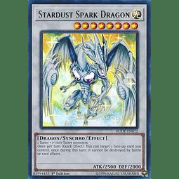 Stardust Spark Dragon - DUDE-EN012 - Ultra Rare