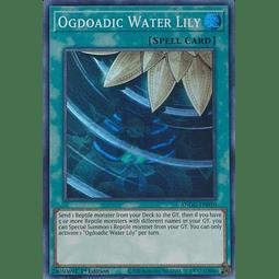 Ogdoadic Water Lily - ANGU-EN010 - Super Rare 1st Edition