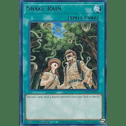 Snake Rain - ANGU-EN051 - Rare 1st Edition