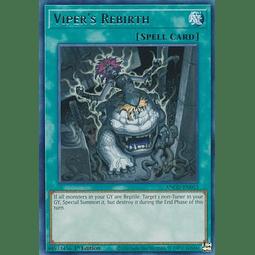 Viper's Rebirth - ANGU-EN053 - Rare 1st Edition