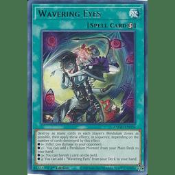 Wavering Eyes - ANGU-EN056 - Rare 1st Edition