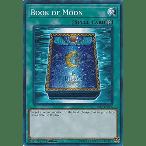 Book Of Moon - ys17-en025 - Common 1st Edition