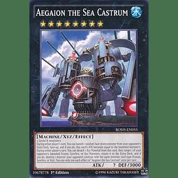 Aegaion The Sea Castrum -bosh-en055- Common 1st Edition