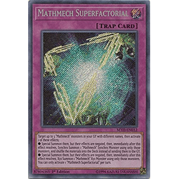 Mathmech Superfactorial - MYFI-EN012 - Secret Rare 1st Edition