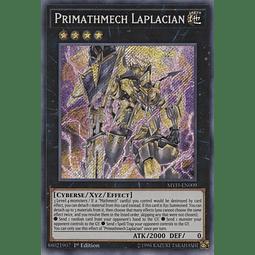 Primathmech Laplacian - MYFI-EN009 - Secret Rare 1st Edition