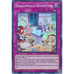 Dragonmaid Downtime - MYFI-EN026 - Super Rare 1st Edition