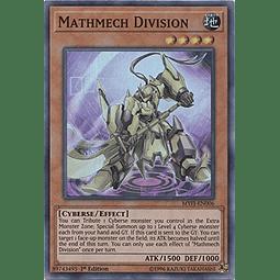 Mathmech Division - MYFI-EN006 - Super Rare 1st Edition