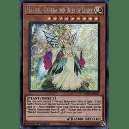 Mardel, Generaider Boss of Light - MYFI-EN027 - Secret Rare 1st Edition