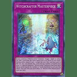Witchcrafter Masterpiece - INCH-EN026 - Super Rare 1st Edition