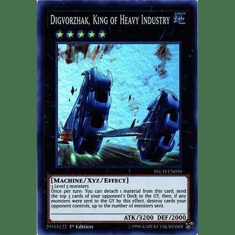 Digvorzhak, King Of Heavy Industry -inch-en050- Super Rare
