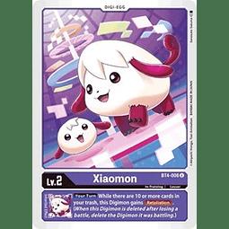 BT4-006 U Xiaomon Digi-Egg