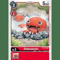 BT4-007 C Otamamon Digimon