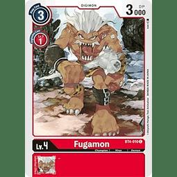 BT4-010 C Fugamon Digimon