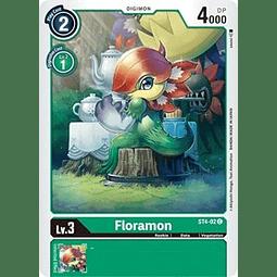 Floramon - ST4-002