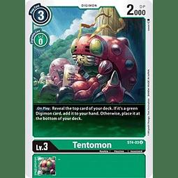 Tentomon - ST4-003