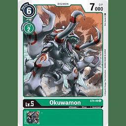 Okuwamon - ST4-009
