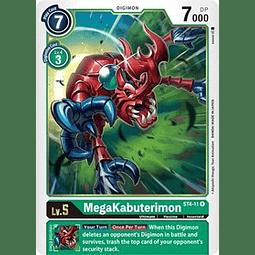MegaKabuterimon - ST4-011