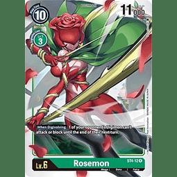 Rosemon - ST4-012