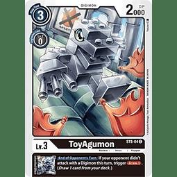 ToyAgumon - ST5-04