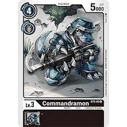Commandramon - ST5-05