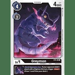 Greymon - ST5-06