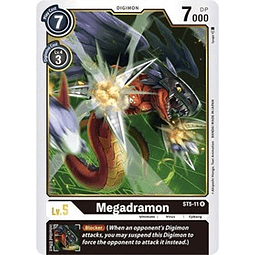 Megadramon - ST5-11
