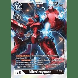 BlitzGreymon - ST5-13