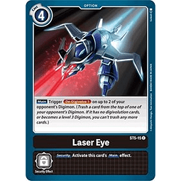 Laser Eye - ST5-15