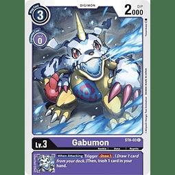Gabumon - ST6-03