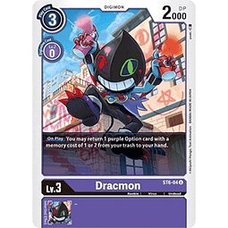 Dracmon - ST6-04