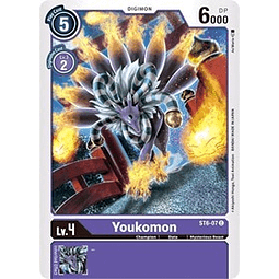 Youkomon - ST6-07