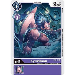 Kyukimon - ST6-09
