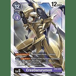 CresGarurumon - ST6-13