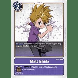 Matt Ishida - ST6-14