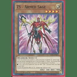 ZS - Armed Sage - LIOV-EN002 - Common 1st Edition