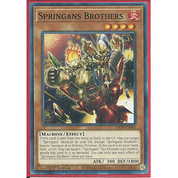 Springans Brothers - LIOV-EN005 - Common 1st Edition