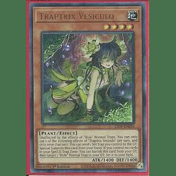 Traptrix Vesiculo - LIOV-EN016 - Ultra Rare 1st Edition