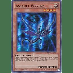 Assault Wyvern - MVP1-EN003 - Ultra Rare 1st Edition