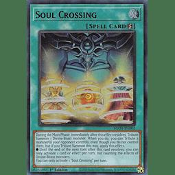 Soul Crossing - EGO1-EN002 - Ultra Rare 1st Edition