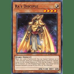 Ra's Disciple - EGO1-EN015 - Common 1st Edition