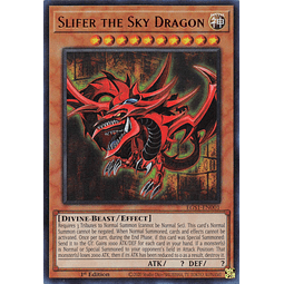 Slifer the Sky Dragon - EGS1-EN001 - Ultra Rare 1st Edition