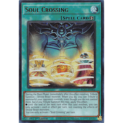 Soul Crossing - EGS1-EN002 - Ultra Rare 1st Edition
