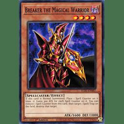 Breaker the Magical Warrior - EGS1-EN007 - Common 1st Edition