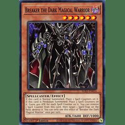 Breaker the Dark Magical Warrior - EGS1-EN014 - Common 1st Edition
