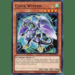 Clock Wyvern - EGS1-EN018 - Common 1st Edition
